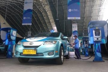 2023, Indonesia Mulai Produksi Baterai Lithium untuk Kendaraan Listrik