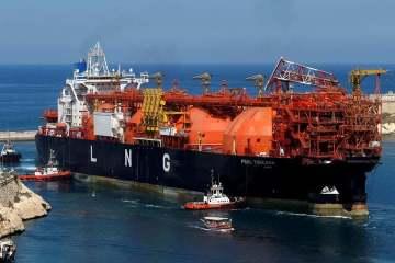 Serapan LNG hingga September Mencapai 155,5 Kargo