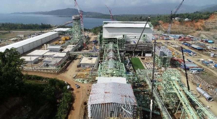 Tidak Kunjung Beroperasi, Kerugian Negara Bayangi Smelter Feronikel Antam di Halmahera Timur