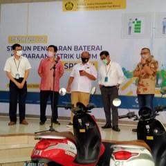 Stasiun Penukaran Baterai Kendaraan Listrik Umum Pacu Perkembangan Kendaraan Listrik