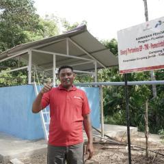 Gampong Berdaya Tampur Paloh Bawa Pertamina EP Rantau Field Raih Padmamitra Award 2020