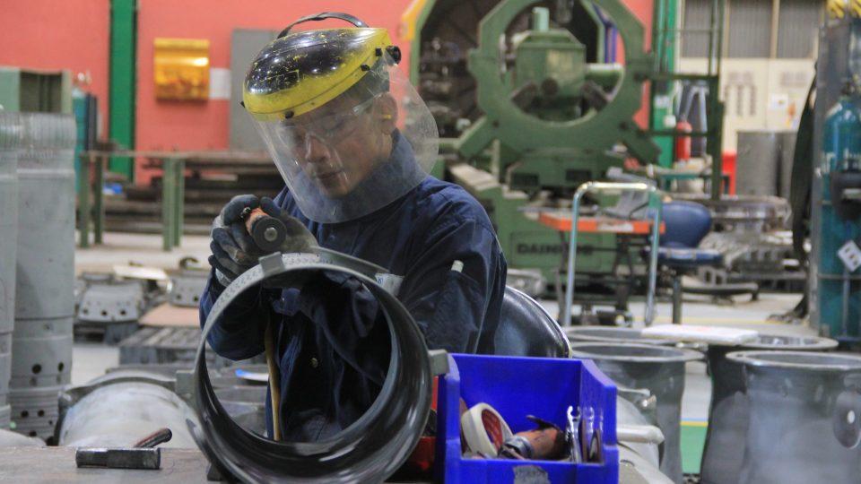 GE Nusantara Turbine Jadi Pusat Perbaikan Turbin untuk Pasar Global