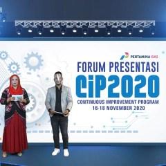 Forum CIP 2020 Pertagas Hasilkan Value Creation Rp381 Miliar