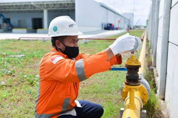 PGN Tambah Dua Pelanggan Industri Baru di Bekasi dan Dumai