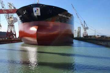 Pertamina Tambah Armada Kapal VLCC Berkapasitas Dua Juta Barel