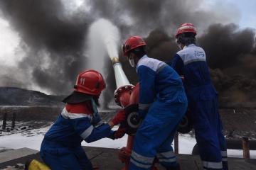 Pemerintah Libatkan Lembaga Asing Investigasi Kebakaran Kilang Balongan