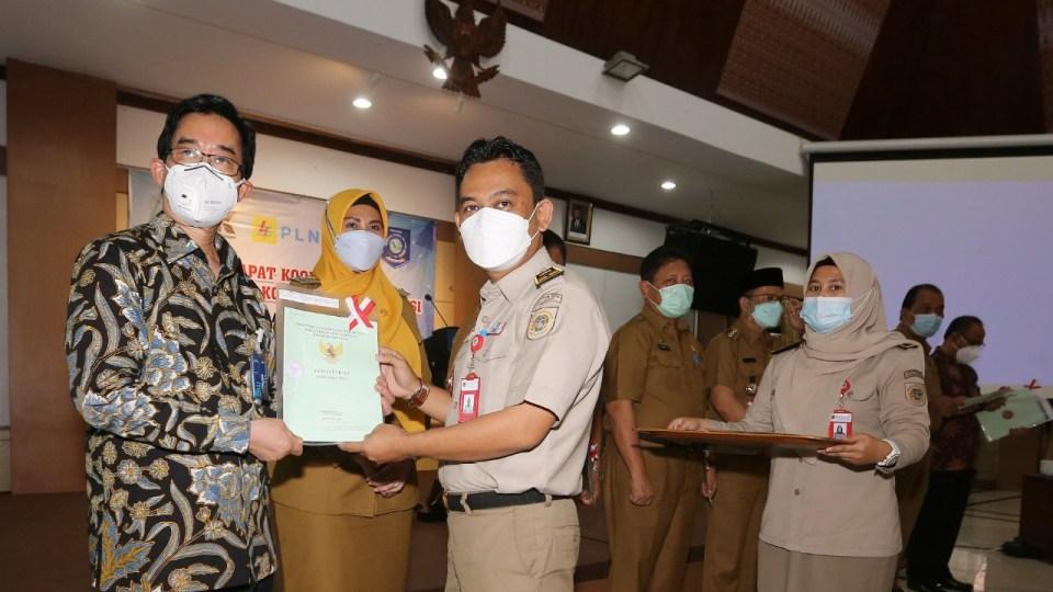 Percepat Pengamanan Aset, PLN Sertifikasi 287 Aset Tanah di Bangka Belitung