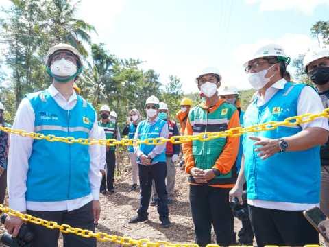 Percepat Pemulihan Listrik di NTT, PLN Kerahkan 1.316 Personel