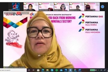 Perlu Ditingkatkan, Porsi Perempuan di Sektor ESDM Minimal 25 Persen