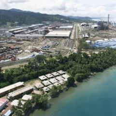 IWIP Jamin Smelter Freeport di Weda Bay Rampung 2023, Ini Alasannya