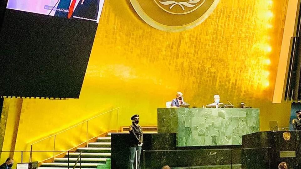 Jokowi Minta Negara Berkembang Mendapat Akses Transformasi Energi dan Teknologi Hadapi Perubahan Iklim