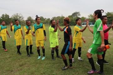Pertagas Berdayakan Pemuda Rokan Hilir Lewat Sepak Bola