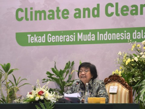 Generasi Muda Aktif Dorong Pengembangan Energi Bersih