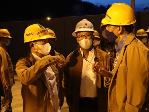 Suharso: Geothermal Green Energy Sudah Menjadi Keniscayaan