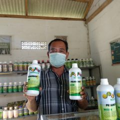 Bisnis Menjanjikan Pupuk Organik Kelompok Tani Saluyu