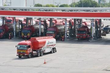 Penjualan BBM Pertamina Hingga Kuartal III 2021 Mencapai 34 Juta Kilo Liter