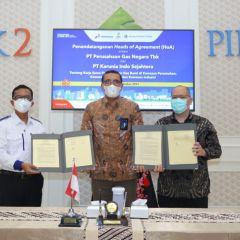 PGN Gandeng Agung Sedayu Grup Kembangkan Jargas di Kawasan Rumah Tangga dan Komersial