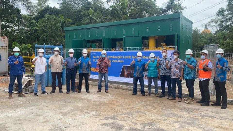 PGN Pasok Kebutuhan Gas PLTMG Baloi Untuk Listrik di Batam-Bintan