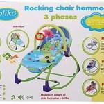Pliko Rocking Chair Bouncer Hammock