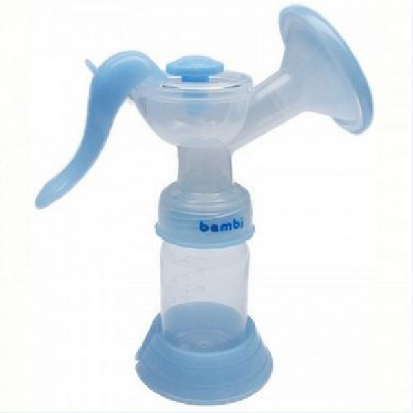 Bambi Manual Breast Pump
