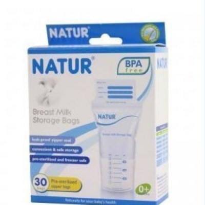 Natur Breast Milk Storage Bags