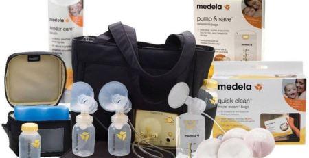 Medela Breastfeeding Products