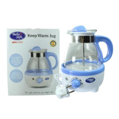 Alat Penghangat Susu Bayi BabySafe Keep Warm Jug