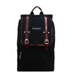 Cooler Bag Gabag Black Calmo