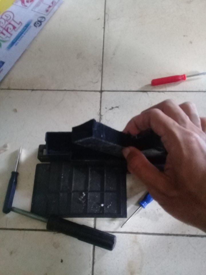 Cara Mengatasi Masa Pakai Bantalan Tinta Printer Telah Berakhir