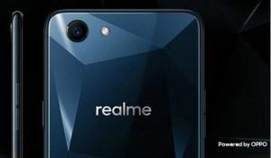 Spesifikasi Realme A1