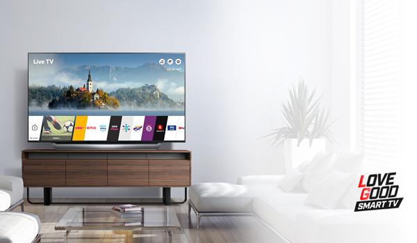 Smart TV terbaik tahun 2019