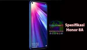 Spesifikasi Huawei Honor 8A