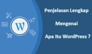 Apa itu WordPress