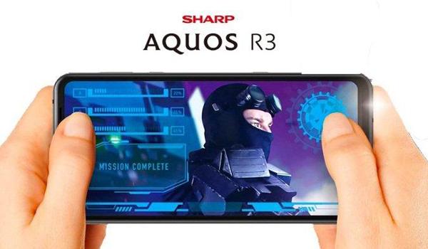 Spesifikasi Sharp Aquos R3
