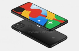 spesifikasi Google Pixel 4a 5G