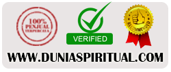 VERIFIED-DUNIA-SPIRITUAL Website Paranormal Terpercaya