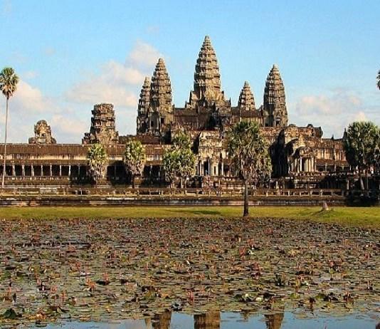 angkor wat worlds largest hindu temple - duniya samachar