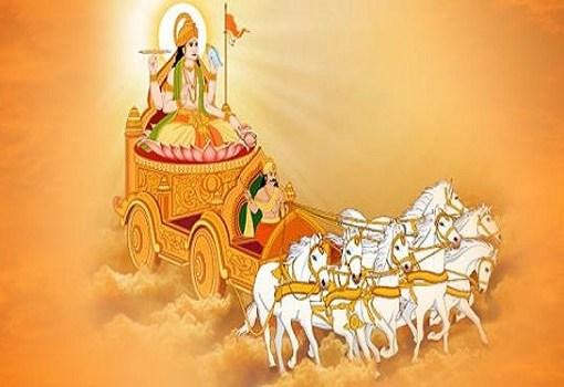 भगवान श्री सूर्य देव. Lord Surya Dev - DuniyaSamachar