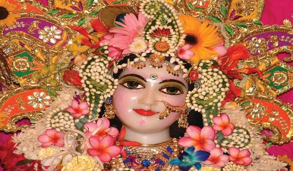 श्री राधा जी. Shri Radha ji - DuniyaSamachar
