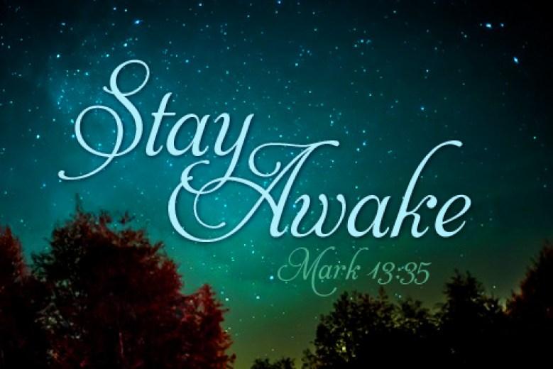 Hasil gambar untuk Mark 13:33-37