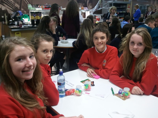 Aoife Sheehy, Chloe Warde, Sarahkate Nestor and Caitriona Ronayne.
