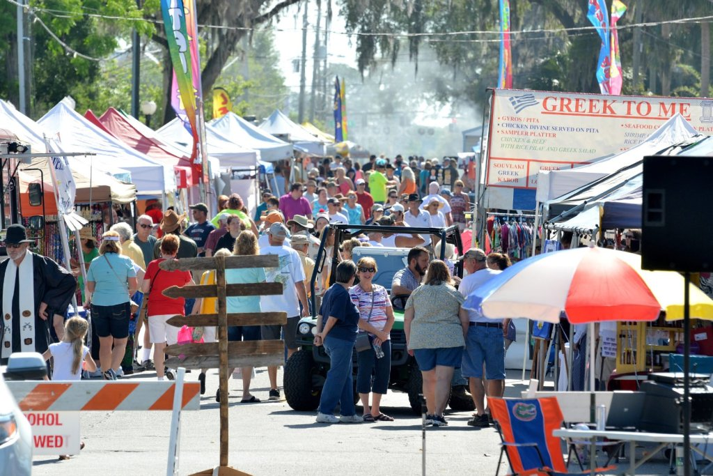 2021 Dunnellon Boomtown Days