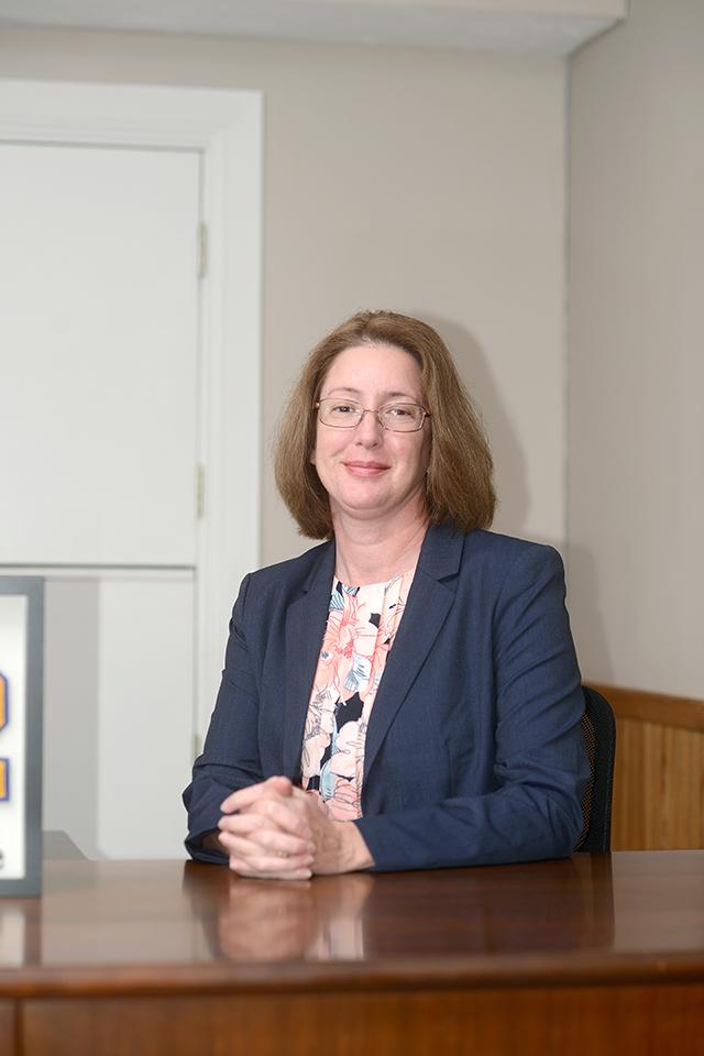Audiologist Dr. Lisa Gascay