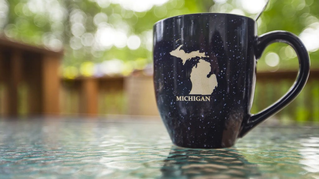 promo mug northern michigan