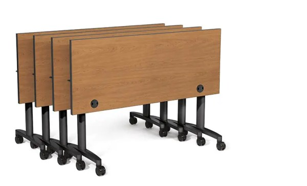compact desks for schools