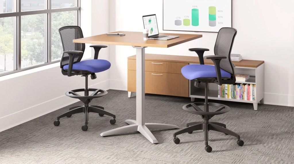 high-top desks