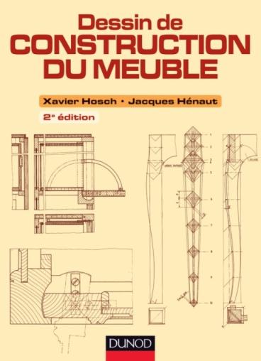 Dessin De Construction Du Meuble Livre Bois Et