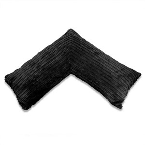 black pregnancy v pillow chunky cord