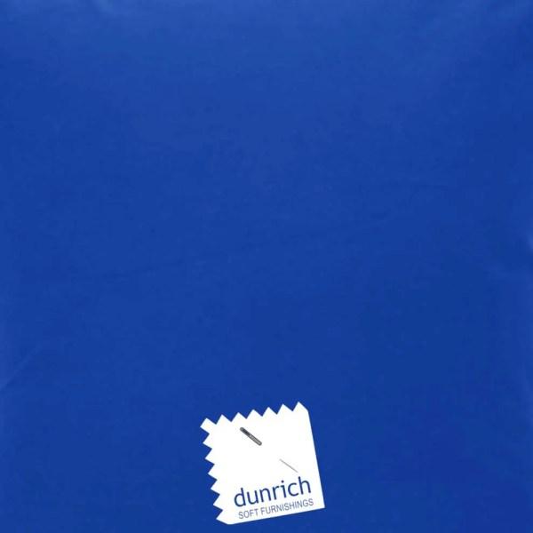 blue cotton drill cut fabric