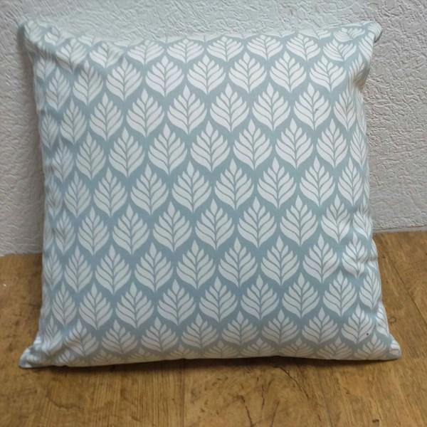 clark elise chambray cushion cover